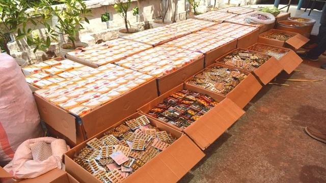 রাজশাহীতে দুই বছর ধরে নকল ওষুধ বাজারে