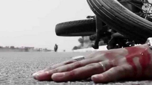 রাজশাহীতে নিয়ন্ত্রণ হারিয়ে প্রাণ গেলো মোটর সাইকেল আরোহীর