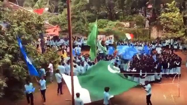 ভারতে মুসলিম ছাত্রসংগঠনের ৩০ জন আটক