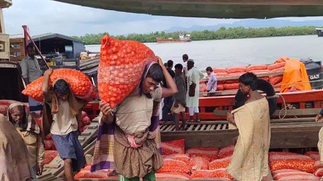 ৩৫ টাকা কেজিতে পেঁয়াজ দিচ্ছে মিয়ানমার
