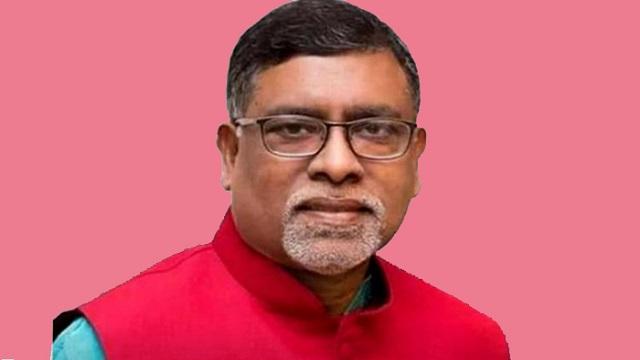 স্বাস্থ্যমন্ত্রী জাহিদ মালেক। ফাইল ছবি