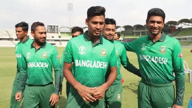 টি-টোয়েন্টি: পাকিস্তানের পথে বাংলাদেশ ক্রিকেট দল