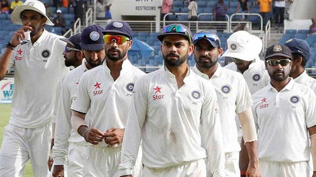 টেস্ট ক্রিকেটে শ্রেষ্ঠত্ব হারাল ভারত