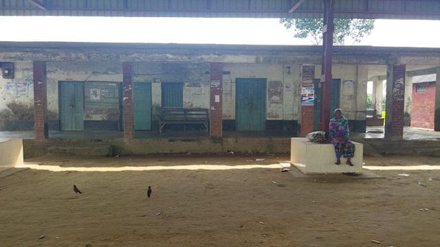 ছবি: নন্দনগাছী রেলস্টেশন