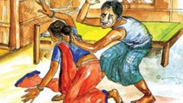 রাজশাহীতে ঝাড়ুর ধুলা পাশের বাড়িতে ঢোকায় পিটিয়ে হাত ভাঙ্গলো গৃহবধূর